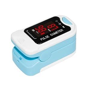 CMS50M LED Finger Pulse Oximeter spo2 monitor Fingertip Oxygen Monitor by Co