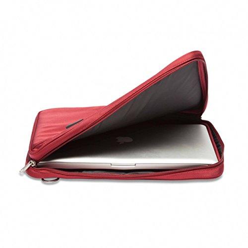 Picard Notebook Laptoptasche 45 cm rot