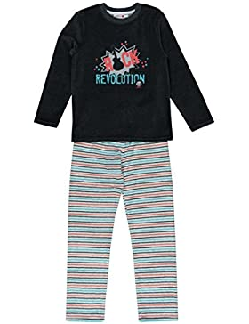 boboli Velour Pyjamas For Boy, Conjuntos de Pijama para Niños