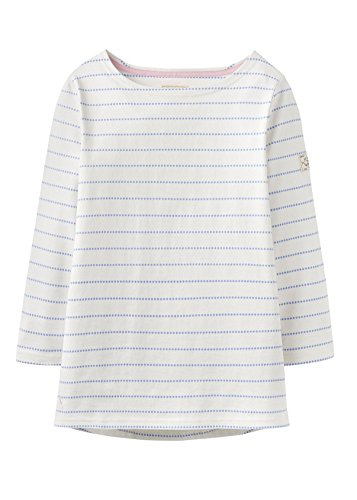 Joules Womens/Ladies Harbour 3/4 Length Sleeve Jersey Striped T Shirt