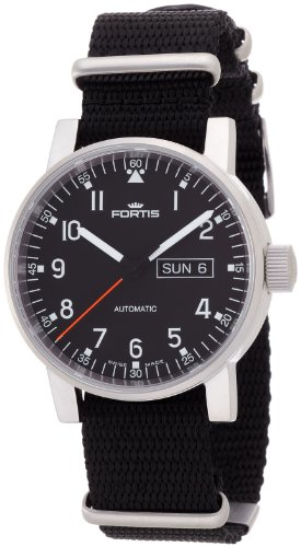 Fortis Space Matic Pilot Day data 623,10.71N01 Orologio da uomo