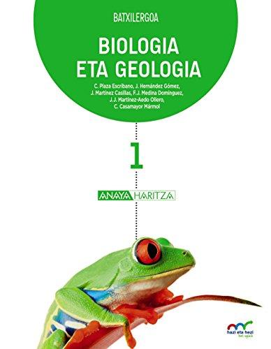 Biologia eta Geologia. (Hazi eta hezi bat eginik) - 9788467828290 por Concepción Plaza Escribano