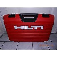 Hilti – Caja de herramientas vacía para taladro inalámbrico Hilti TE 6 A, ...