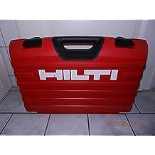 Hilti–Caja de herramientas vacía para taladro inalámbrico Hilti TE 6A, ion de litio, diseño unidades)