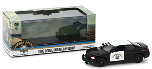 Greenlite 2008Dodge Charger California Highway Patrol (Dodge Charger Audio)