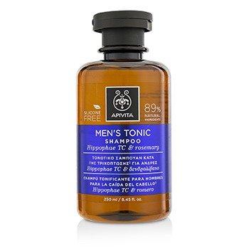 Apivita Men\'s Tonic Shampoo with Hippophae TC & Rosemary (For Thinning Hair) 250ml