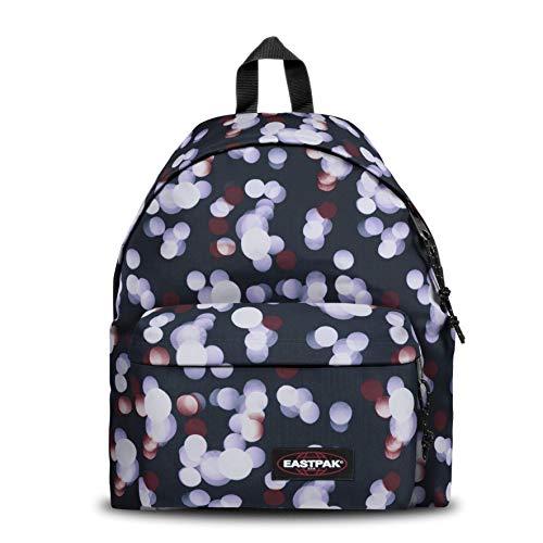 Eastpak Padded Pak'R Mochila, 24 L, Multicolor Blurred Dots, 40 x 18 x 30 cm