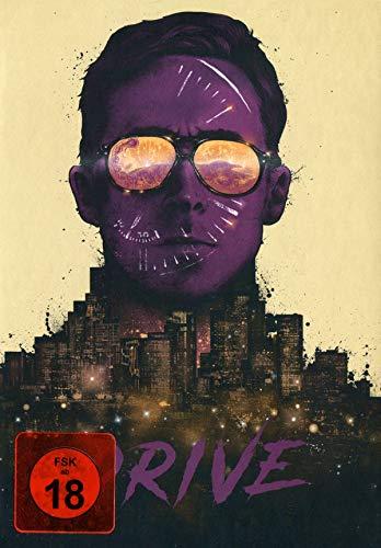 Drive - Limitiertes Mediabook auf 666 Stück (+ CD-Soundtrack) - Cover A [Blu-ray]