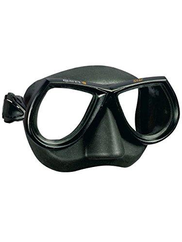 Mares Mask Star Taucherbrille, Negro, Erwachsene -