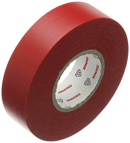 0,15-19-25, Nastro D Elektrische Isolierung PVC, rot ()