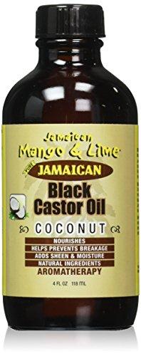 Jamaican Mango & Lime Olio Ricino/Cocco 118ml