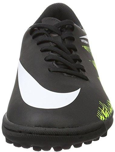 Nike 749891-017, Chaussures de Football en Salle Homme Noir (Black/white-volt-paramount Blue)