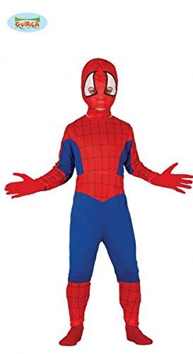 Imagen de disfraz de hombre araña para niños