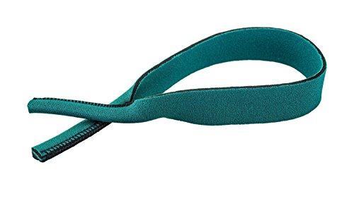 Elastisches Neopren Sportband / Brillenband / Sportbrillenband / Brilenkordel in verschiedenen Farben (Tannengrün)