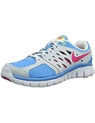 Nike Flex 2013 Rn (Gs) - Zapatillas de running Bebé-Niñas
