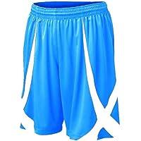 TopTie Jugend - Basketball - Shorts, Viskose, Stricken, Keine Taschen