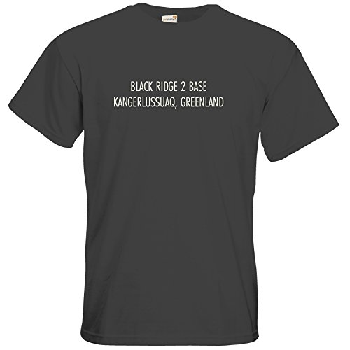 getshirts - Datacorp - T-Shirt - Black Ridge 2 Datacorp Dark Grey