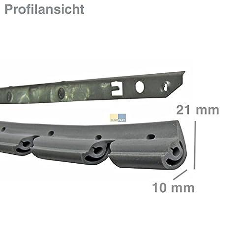ORIGINAL Bosch Siemens 00107560 107560 Türdichtung Dichtung Türgummi Geschirrspülertür Türdichtung 1-seitig unten Spülmaschine Geschirrspüler auch Küppersbusch 424227