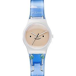 Adventure Time Orologio da Bambino, Plastica