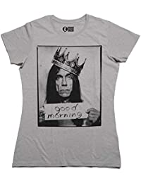 Donna T Shirt E Amazon itPunk BluseAbbigliamento ShirtTop rCsthQd