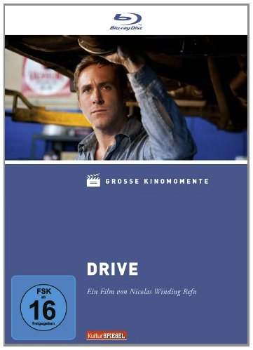 Drive - Große Kinomomente [Blu-ray] - Brooks Kappe