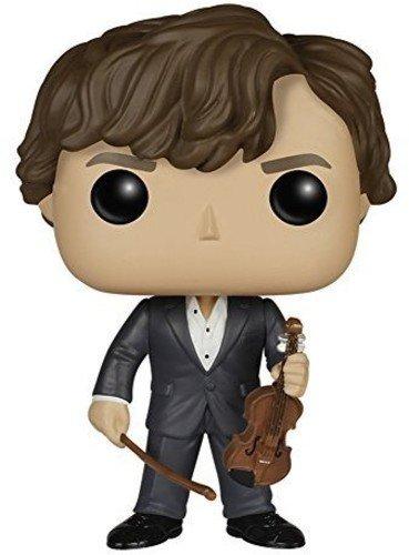 FunKo POP Vinilo Sherlock Sherlock Holmes wViolin