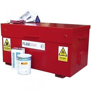 Armorgard FB2 Flambank Chemical Storage Cabinet 1275 x 675 x 665mm
