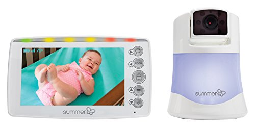 Summer Infant PANORAMA™ - Monitor de Vídeo Digital a Color