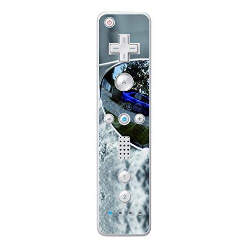 Disagu Design Skin für Nintendo Wii Controller - Motiv Auto in Sonnenbrille