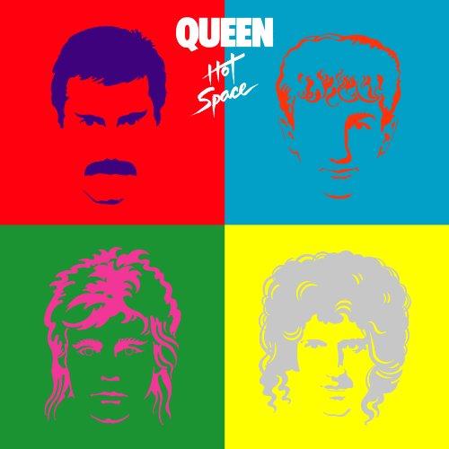 Hot Space [Regular Edition] [SHM-CD]