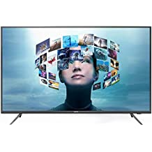 Sanyo 123 cm (49 Inches) 4K UHD Smart Certified Android IPS LED TV XT-49A081U (Dark Grey)