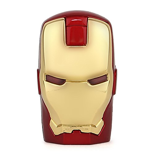 ENRG 5111501 Iron Man 16 GB pen drive 2.0(Red)  available at amazon for Rs.605