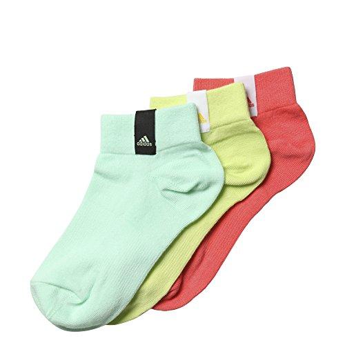 adidas Performance Label Thin Ankle Socks 3 Pairs
