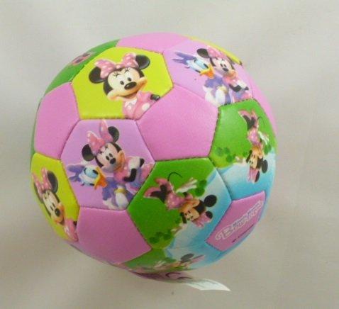 10cm Disney Minnie Mouse Bow-tique Soft Ball - grande per i più piccoli 12m (HL165) - Mouse Bow