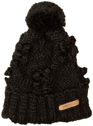 O'Neill Damen Mütze Mütze AC Sunne Beanie, Gr. M, Black Out