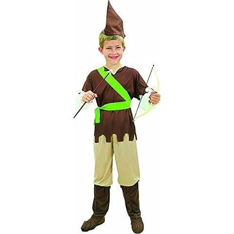 Niños Fancy Club Party Boys libro semana Día Robin Hood Disfraz De Completo sólo UK