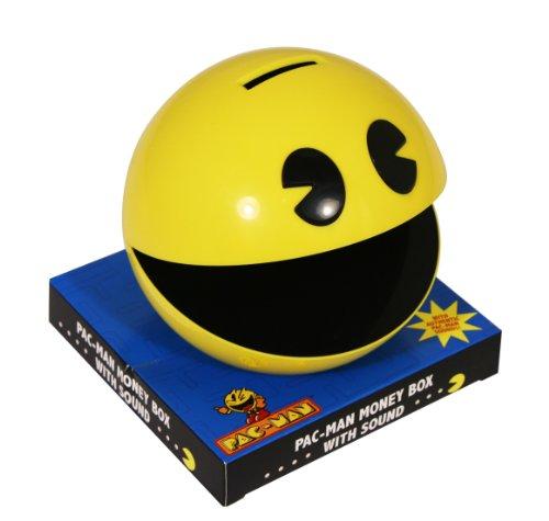 Pac Man Money Box with Sound