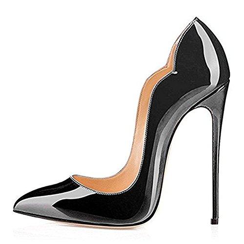 Scarpe da Donna - Scarpe col Tacco - Classiche Scarpe col Tacco