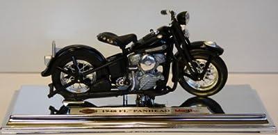 Motorrad Modell Harley Davidson 1948 FL Panhead - Maisto 1:18 von Maisto