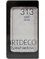 Artdeco Magnetlidschatten Glamour 313, glam white, 1er Pack (1 x 8 g)