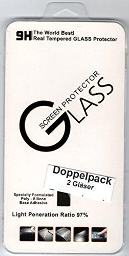 2x 9H Tempered Glas ACER Liquid Z630 Echt Glas Display Schutzfolie Panzerglas - Reiches Liquid