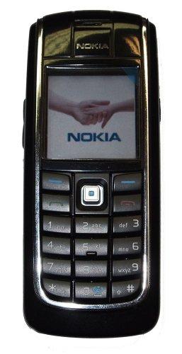 Nokia 6021 schwarz ohne Branding ohne Simlock Handy
