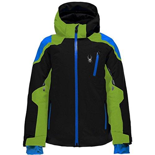 Spyder Boys Ski- und Snowboardjacke Speed Jacket schwarz (200) 164