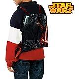 MWS2514 SWE7044 Bolsa mochila infantil (32 x 40 cm) con motivo de STAR WARS