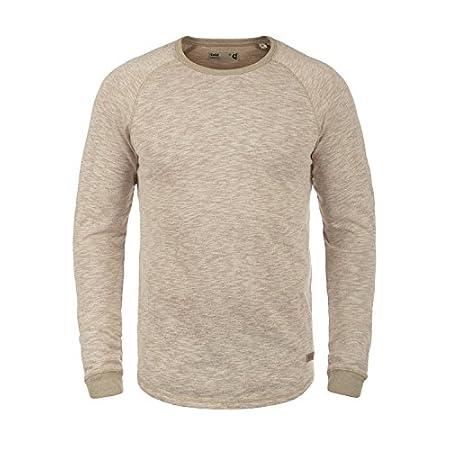 !Solid Tom Herren Longsleeve Langarmshirt Shirt mit Rundhalsausschnitt