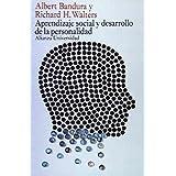 Aprendizaje social y desarrollo de la personalidad (Alianza Universidad (Au))