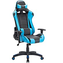 Sillas gaming for Sillas oficina amazon