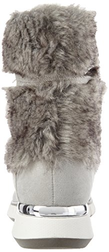 Marco Tozzi Damen 26860 Schneestiefel, Grau (Grey Comb), 41 EU