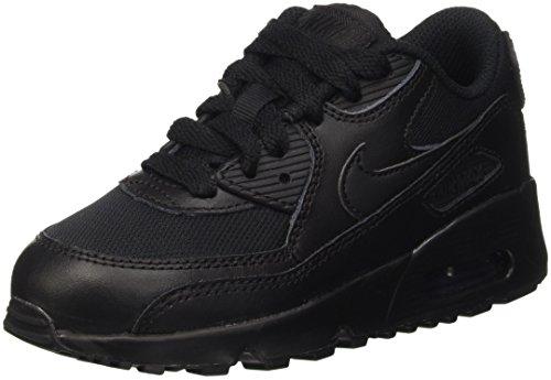 Nike Air Max 90 Mesh (PS), Schwarz, EU 27.5