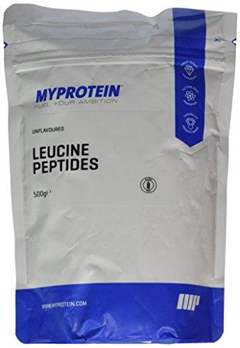 Myprotein Peptide Leucine Unlfavoured, 1er Pack (1 x 500 g)